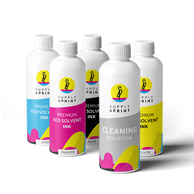 START set CMYK + cleaning solution – 1L